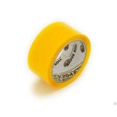 Скотч Нова ролл 204 48*66м. Желтый