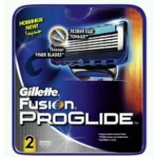 Сменные кассеты для бритья Gillette Fusion ProGlide 2 шт.