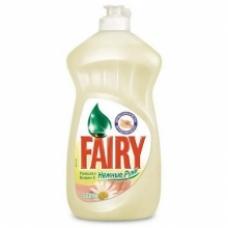 Средство для мытья посуды Fairy Нежные руки с ромашкой и витамином Е 500 мл.