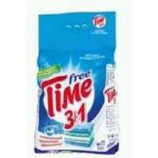 Стиральный порошок FREE TIME 3в1 Универсальный 3000 г.