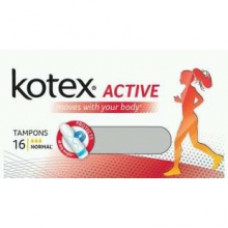 Тампоны Kotex Active Normal 16 шт.