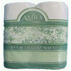Туалетная бумага PREMIAL AMRA 2 слоя 4 рулона