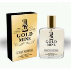 Туалетная вода 1 Gold Mine 100 мл. для мужчин