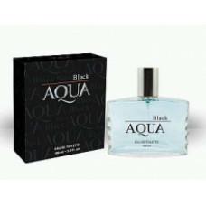 Туалетная вода Aqua Black 100 мл. для мужчин