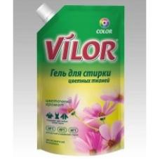 VILOR жидкое средство для стирки цветных тканей 1000 мл.