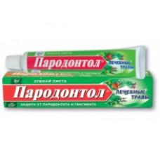 Зубная паста ПАРОДОНТОЛ Лечебные травы 65г.