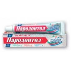 Зубная паста ПАРОДОНТОЛ Тройное действие 63г.