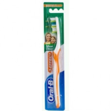 Зубная щетка Oral-B 3 Effect Maxi Clean Vision 40 медиум