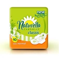 Прокладки с крылышками Naturella Ultra Normal 10 шт.