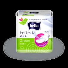 Прокладки БЕЛЛА Perfecta Ultra Green 10шт.