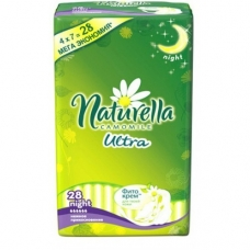 Прокладки Naturella Ultra Night Quadro 28 шт.