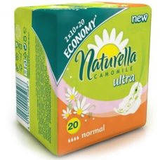 Прокладки Naturella Ultra Normal Duo 20 шт.