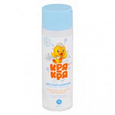 Кря-Кря Детский шампунь для самых маленьких с витамином F 200 мл.