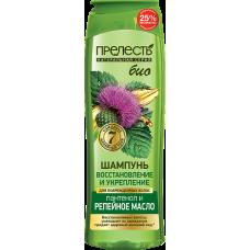 Шампунь для волос Прелесть Bio Восстановление и укрепление 500 мл.