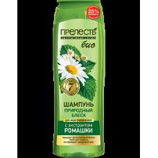 Шампунь для волос Прелесть Bio Природный блеск 500 мл.