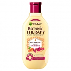 Шампунь Botanic Therapy Касторовое масло и миндаль 250мл
