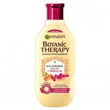 Шампунь Botanic Therapy Касторовое масло и миндаль 400 мл