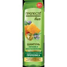 Шампунь для волос Прелесть Bio Питание и восстановление 500 мл.