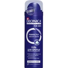 Гель для бритья DEONICA FOR MEN Комфортное бритье 200 мл.