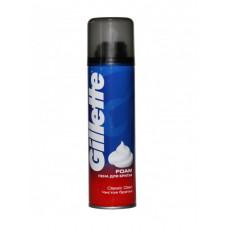 Пена для бритья Gillette Foam Regular Классическая 200 мл.