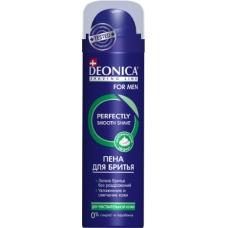 Пена для бритья Deonica for MEN Для чувствительной кожи 240 мл.