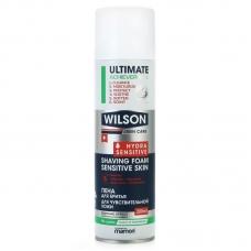 Wilson Men Care Пена для бритья Hydra Sensitive 200 мл.  для чувствительной кожи