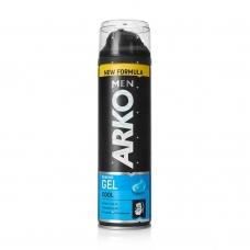 ARKO Гель для бритья Охлаждающий Cool 200 мл.