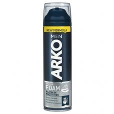 ARKO Пена для бритья Platinum Protection 200 мл.