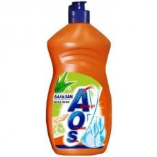 Моющее средство «AOS» Алоэ Вера 500 мл.