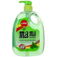 МАМА ЛИМОН Моющее средство концентрированное Зеленый чай 1л.