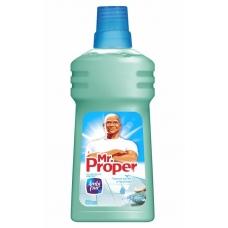 Моющая жидкость для уборки Mr. Proper Горный ручей и прохлада 500 мл.