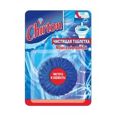 Chirton Чистящая таблетка для унитаза Морской прибой 50г.