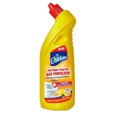 Chirton Чистящее средство ГЕЛЬ для унитаза Лимон 750мл.
