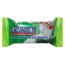 SNOWTER Активная таблетка для сливного бачка унитаза Хвоя 50 г.