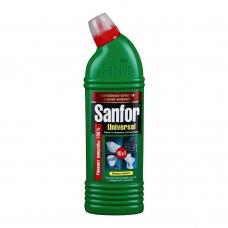 Чистящее средство SANFOR Universal 10в1 Свежесть лимона 500мл.