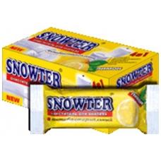 SNOWTER Блок запасной для подвески-очистителя унитаза Лимон 40 г.