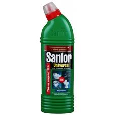Чистящее средство SANFOR Universal 10в1 Морской бриз 500мл.