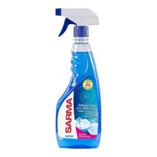 «САРМА» Средство для чистки поверхностей ванной комнаты 500мл.