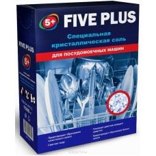 Five Plus Cоль для посудомоечных машин 1500 г.