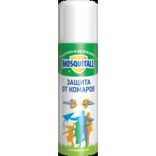 Mosquitall аэрозоль Защита для взрослых от комаров 150 мл.