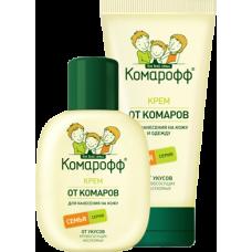 КОМАРОФФ Крем от комаров 60мл.