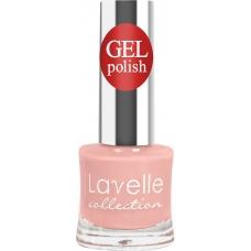 Lavelle Collection лак для ногтей  GEL POLISH 04  ПУДРОВО-ПЕРСИКОВЫЙ 10 мл.