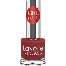 Lavelle Collection лак для ногтей  GEL POLISH 15 КАШТАНОВЫЙ КРАЙОЛА  10 мл.