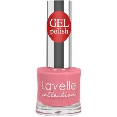 Lavelle Collection лак для ногтей  GEL POLISH 07 НЕЖНЫЙ КОРАЛЛОВО-РОЗОВЫЙ 10 мл.