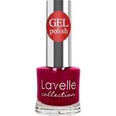Lavelle Collection лак для ногтей  GEL POLISH 19 МАЛИНОВЫЙ МЕТАЛЛИК  10 мл.