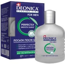 Лосьон после бритья Deonica for MEN Для чувствительной кожи 90 мл.