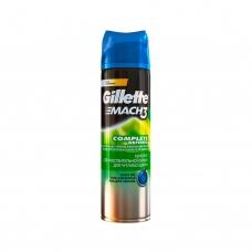 Гель для бритья Gillette Mach3. для чувствительной кожи 200 мл