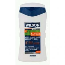 Wilson Men Care Успокаивающий бальзам после бритья  Hydra Sensitivдля чувствительной кожи 150 мл.