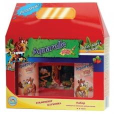 AQUARELLE KIDS Подарочный набор Клубника