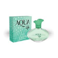 Туалетная вода AQUA LIFE 100 мл. для женщин